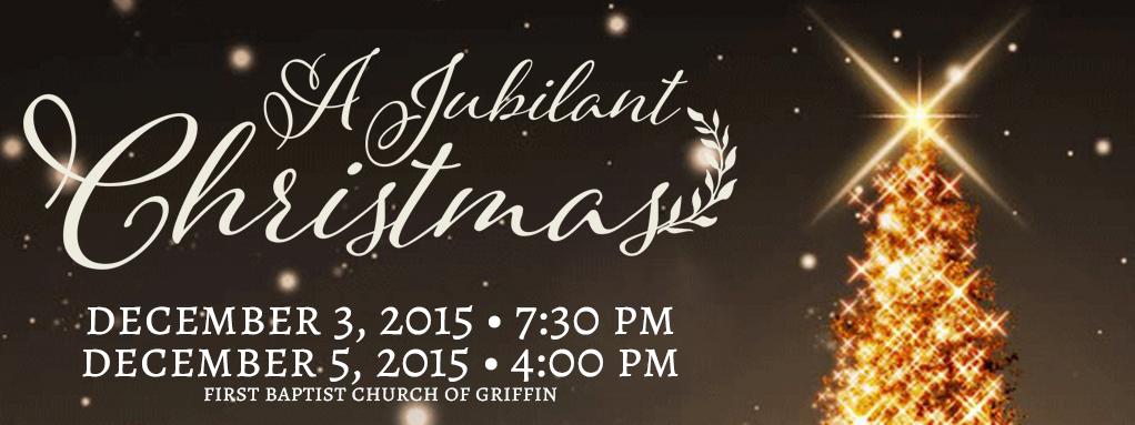 A Jubilant Christmas